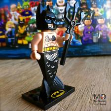 71020 MERMAID BATMAN #5 The LEGO BATMAN MOVIE Series 2 Minifigures SEALED Merman