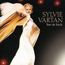Vartan, Sylvie : Tour De Siecle CD