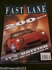 FAST LANE - FORD XR2 - SPINTEX RANGE ROVER - MAY 1989
