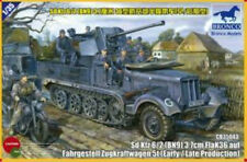 Bronco 1/35 35043 Sd.kfz 6/2(BN9) 3.7cm Flak36