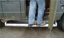 Deluxe Aluminio escalón lateral 4 Vw T25 Completo Kit de montaje de las necesidades de perforación 1 Agujero