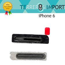 Rejilla Goma Altavoz Auricular y Malla Antipolvo para iPhone 6