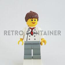LEGO Minifigures - 1x chef019 - Female Chef - Cuoca Omino Minifig Set 7641