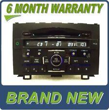 NEW HONDA CR-V XM Satellite Radio 6 Disc Changer MP3 CD Player 1PN4 Factory OEM