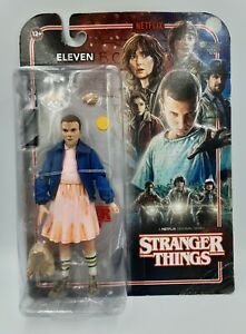 "2017 McFarlane Toys Stranger Things Series 1 ELEVEN 6"" action figure"