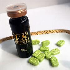 PAUA V8 man strong powerful Male Sex Pill All Natural Herbal ENHANCER 1Box