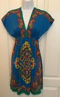 XXI multi collored dress size M