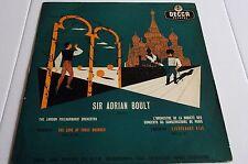 DECCA LXT 5119 PROKOFIEV THE LOVE OF THREE ORANGES/ LIEUTENANT KIJE ADRIAN BOULT