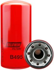 Baldwin B495 Oil Filter Detroit Diesel 23518480 Full-Flow Lube Spin-on