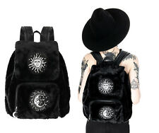 Restyle Rucksack Gothic Nugoth Witchy Sonne Mond Tasche Bag Sun Moon  Backpack 6e4c79b34b