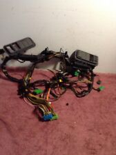 98 99 2000 Volvo V70 S70 Under Dash Wiring Harness OEM