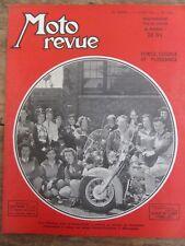 ANCIENNE REVUE MOTO REVUE N° 1045 AOUT 1951 HARLEY DAVIDSON MILWAUKEE