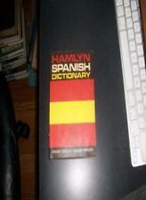 POC HAMLYN SPANISH DICTIONARY,Larousse Editors