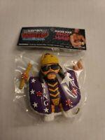 Macho Man Randy Savage Micro Brawlers by Pro Wrestling Crate Exclusive Mini
