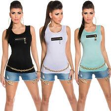 Figurbetonte Hüftlang Damenblusen,-Tops & -Shirts ohne Muster für Party
