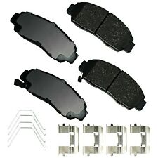 Disc Brake Pad Set-EX Front Akebono ACT787A
