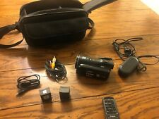 New ListingCanon Digital Camcorder and accessories lot