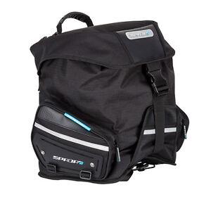 Spada 55 Litre Pillion Bag, Water resistant, outer pockets