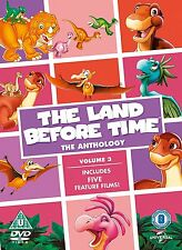 The Land Before Time: The Anthology Volume 3 DVD film 9, 10, 11, 12 & 13 New R4