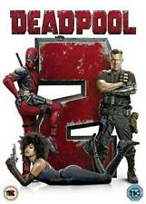 Deadpool 2 Movie (DVD, 2018)