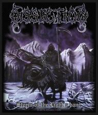 More details for official licensed - dissection - storm of the lights bane sew-on patch metal