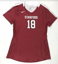 f8f7af0e0 New Nike Stanford Cardinal Volleyball Game Jersey Dri-Fit Women s M Maroon   18