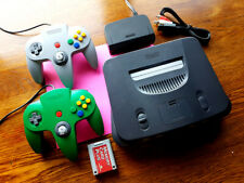 Nintendo 64 (N64) Console ~~ Complete ~~ Very Good Condition