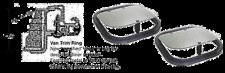 CRL/SFC 17 x 17 His 'N' Hers Sunroof with Van Trim Ring High Performance Sol...