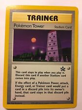 Pokemon Tower Stadium Promo #42 Pokemon Card Excellent Never Played Condition!