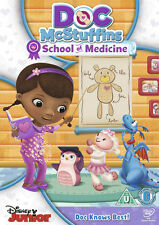 Doc McStuffins School of Medicine 8717418453978 DVD Region 2