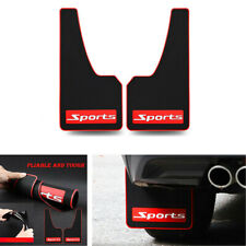 1 Pair Car Styling Fender Sports Splash Guards Mud Flaps Mudflaps Accessories