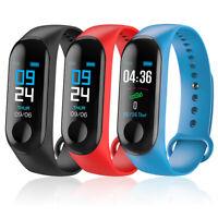 Unisex Slim Smart Watch Fitness Tracker. Blood Treasure , Heart & Sleep Monitor
