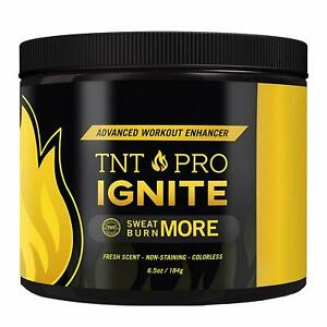 Fat Burning Cream For Belly TNT Pro Ignite Sweat Cream Slimming Men and Women