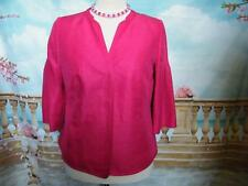 NEW Jacket Pink size 14 Silk/Linen Smart Wedding Occasion Outfit Windsmoor
