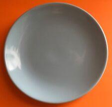 """Vintage Steubenville Pottery Company Fairlane Blue Dessert Salad Plate 6 1/4"""" D"""