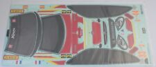 Tamiya 9495449 1/10 Citroen Xsara WRC 2004 Sticker (a & b) Decals TT-01 TGS