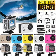 "SJ5000 Ultra HD 1080P 2.0"" Waterproof Action Helmet Camcorder Sports DV Camera"