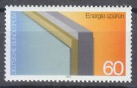 Germany 1982 MNH Mi 1119 Sc 1367 Energy Conservation **