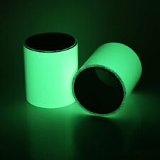 Adhesive Night Vision Fluorescent Luminous Decor Warning Safety Security Tape