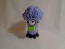 2013 McDonald's Happy Meal Toy Noisemaker Purple Minion Despicable Me 2 Figure