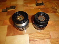 2- Spool for Abu Garcia Cardinal black Max 2 & 3 Graphite Spinning Reel