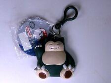 Snorlax Pokemon Nintendo Creatures Game Freak Key Chain Coin Purse 1998