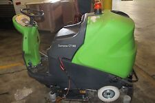 IPC Eagle CT160  Rider Autoscrubber GANSOW With Charger 49 HOURS
