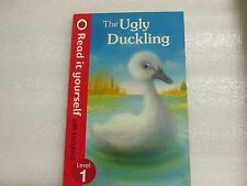 LADYBIRD BOOK READ IT YOURSELF  LEVEL 1 THE UGLY DUCKLING