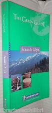 FRENCH ALPES THE GREEN GUIDE Michelin 2001 Testo in inglese Viaggi Turismo di e