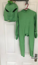 Kids Alien Costume/ Dressing Up - Size 4 Years