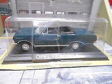 OPEL Rekord A Cabriolet Cabrio grün 1963 - 1965 IXO Altaya Sonderpreis 1:43