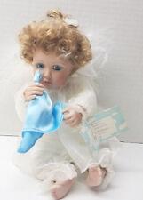 Cindy McClure Heavenly Inspirations Little Teardrop Porcelain Doll Ashton Drake