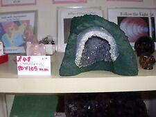 chalcedony geode specimen 17 08