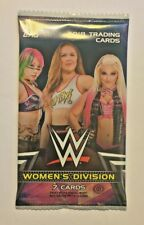 2018 Topps WWE Women's Division Factory Pack - 7 Cards